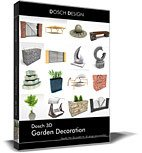 DOSCH 3D: Garden Decoration