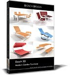 DOSCH 3D: Modern Garden Furniture